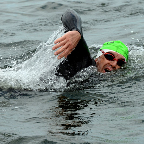 Amur Bay International Swim