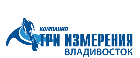 3 Izmereniya Logo Sharkfin